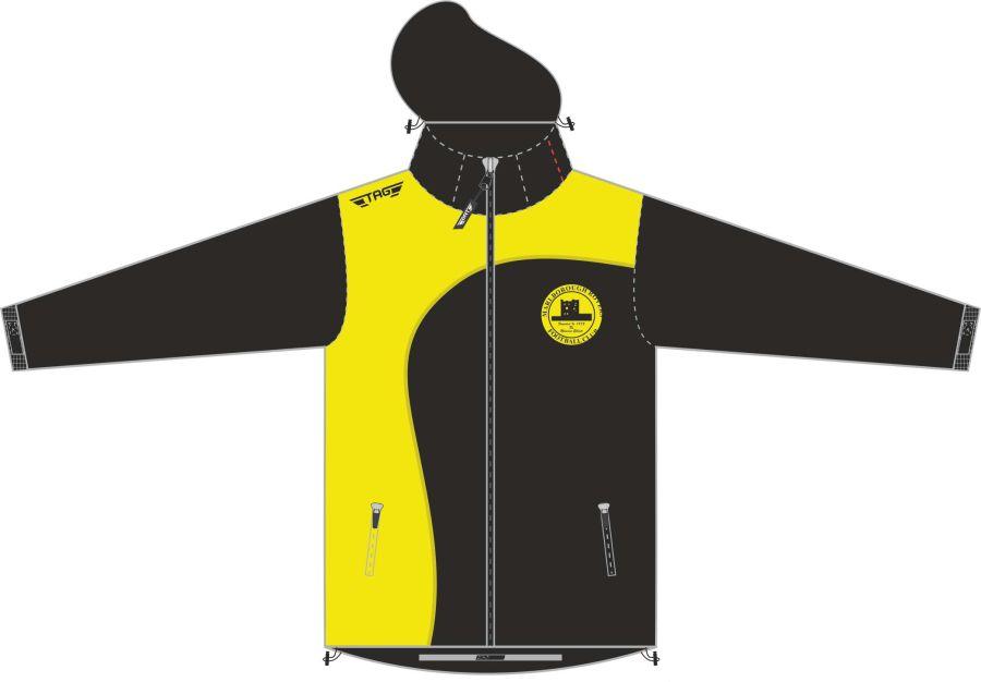 D4G. Marlborough Glasgow Rain Jacket (Fleece Lined) - Child