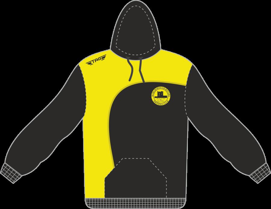 D7C. Marlborough Glasgow Sports Hoody Pullover - Child