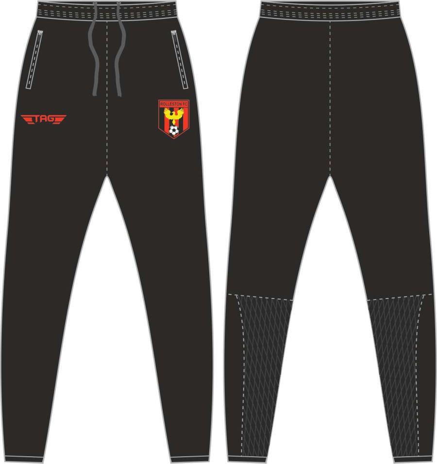 D2D. Rolleston Tight Fit Tech Trouser - Adult