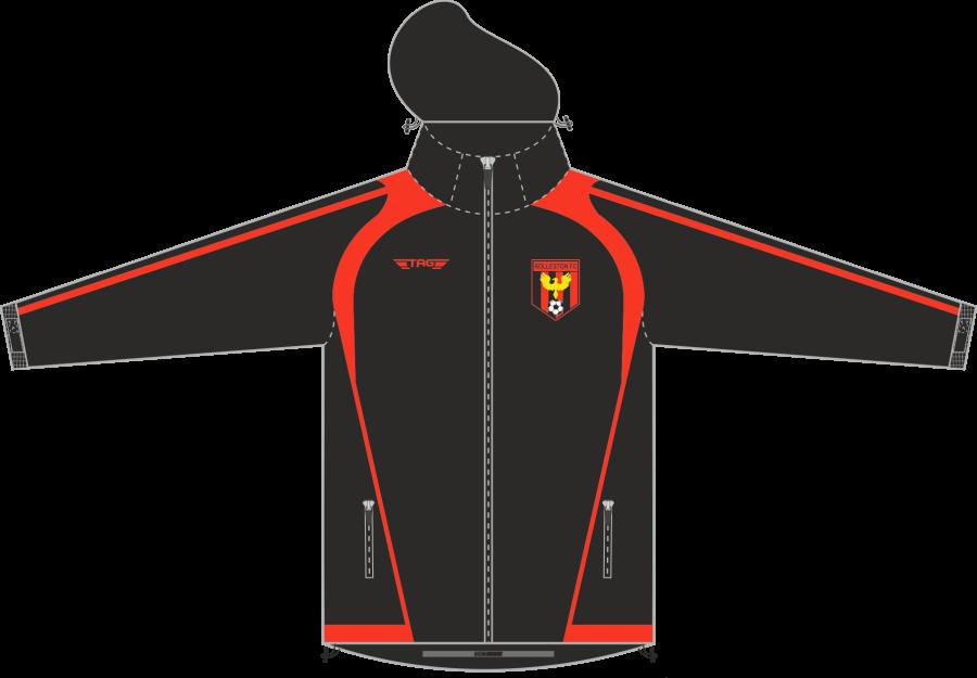 D4C. Rolleston Rain Jacket - Child