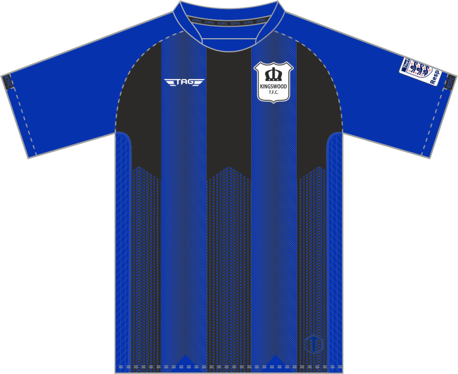 C2D. Kingswood TFC Home Match Jersey - Adult