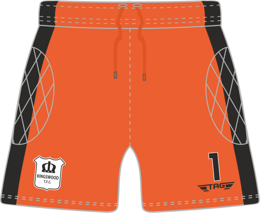 C4L. Kingswood TFC GK Short - Adult