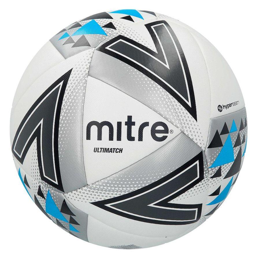1A. Mitre Ultimatch Match Ball
