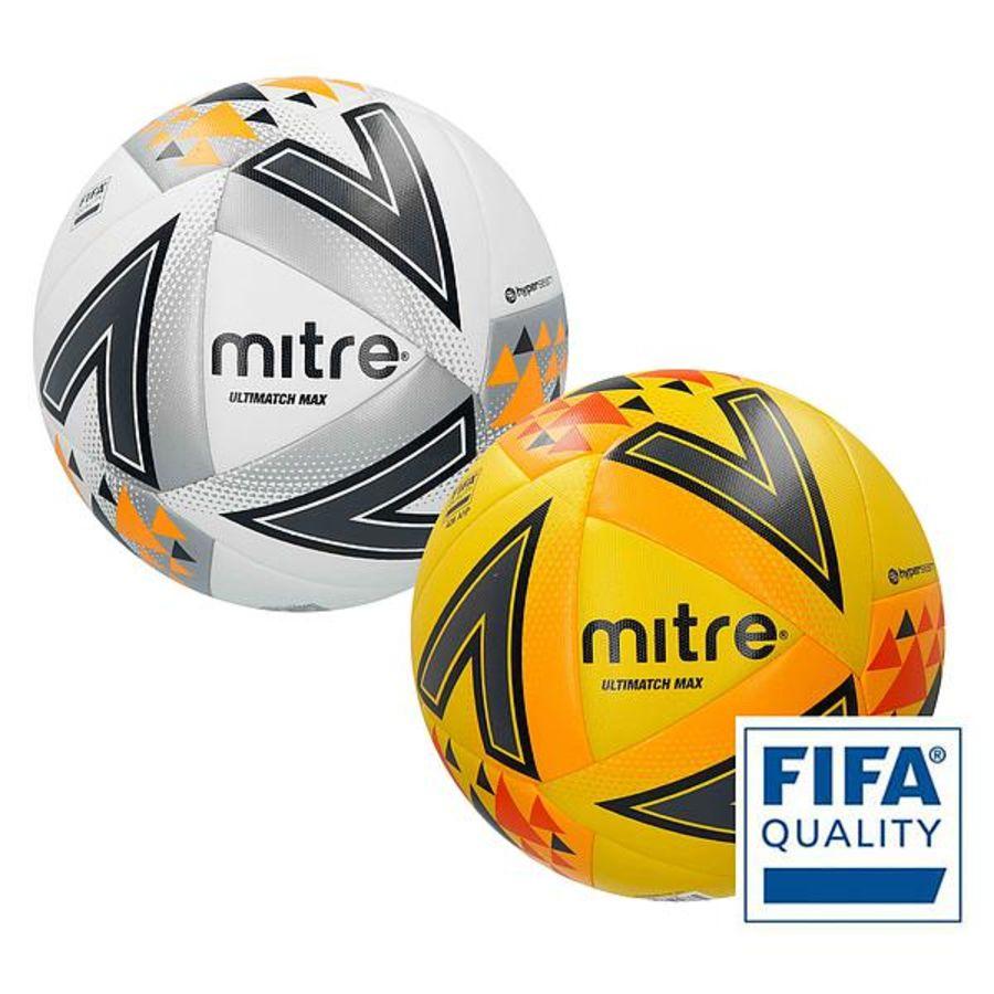 1A. Mitre Ultimatch Max Match Ball