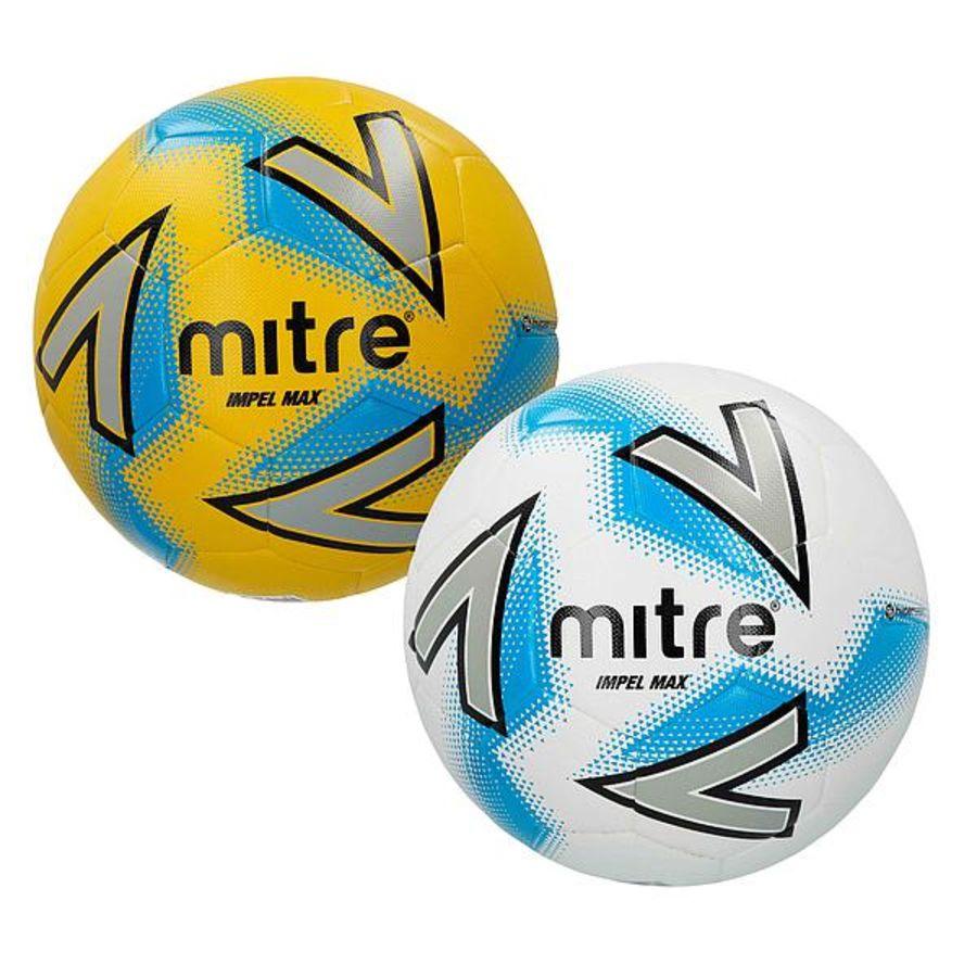 1A. Mitre Impel Max Training Ball