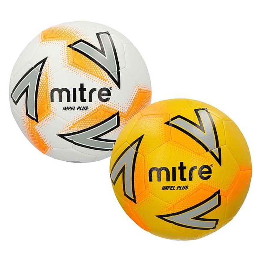 1A. Mitre Impel Plus Training Ball