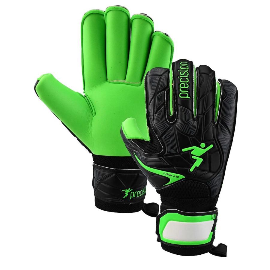 1B. Precision Fusion X3D Roll Protect GK Gloves - Child