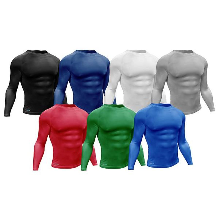 1D. Precision Essential Baselayer Long Sleeve Shirt Junior