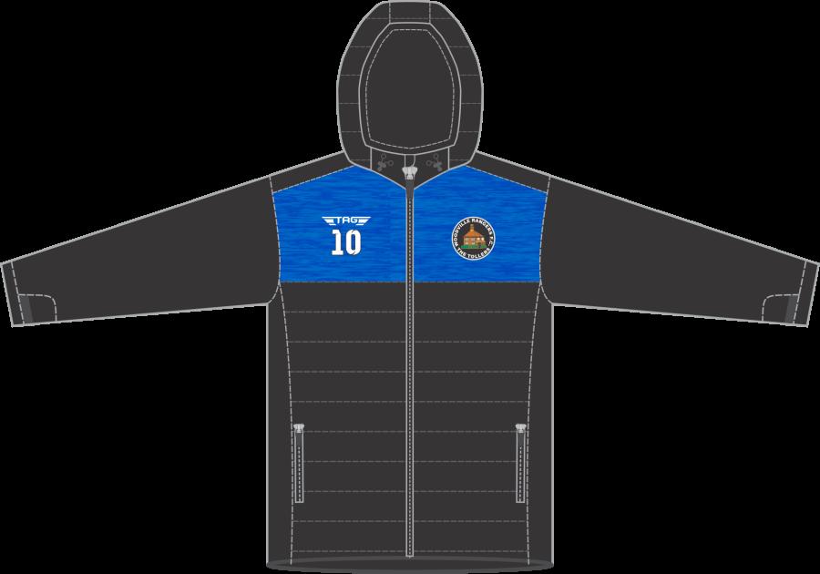 D6G. Woodville Rangers Detroit Jacket - Adult