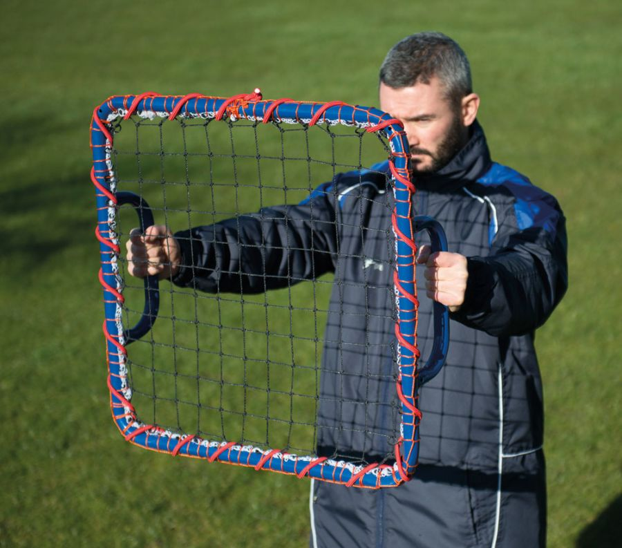 1C. Precision Hand-Held Rebounder