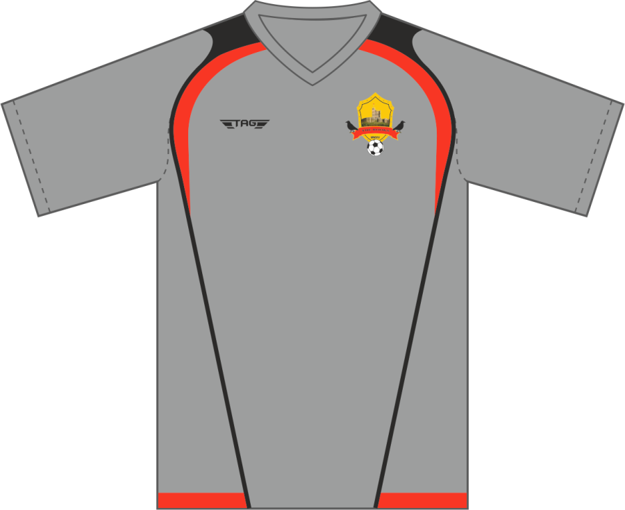D3D. Bolsover Town FC - Training Jersey - Adult