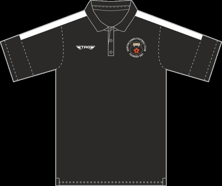 D8D. Norton Canes FC - Sports Polo - Adult