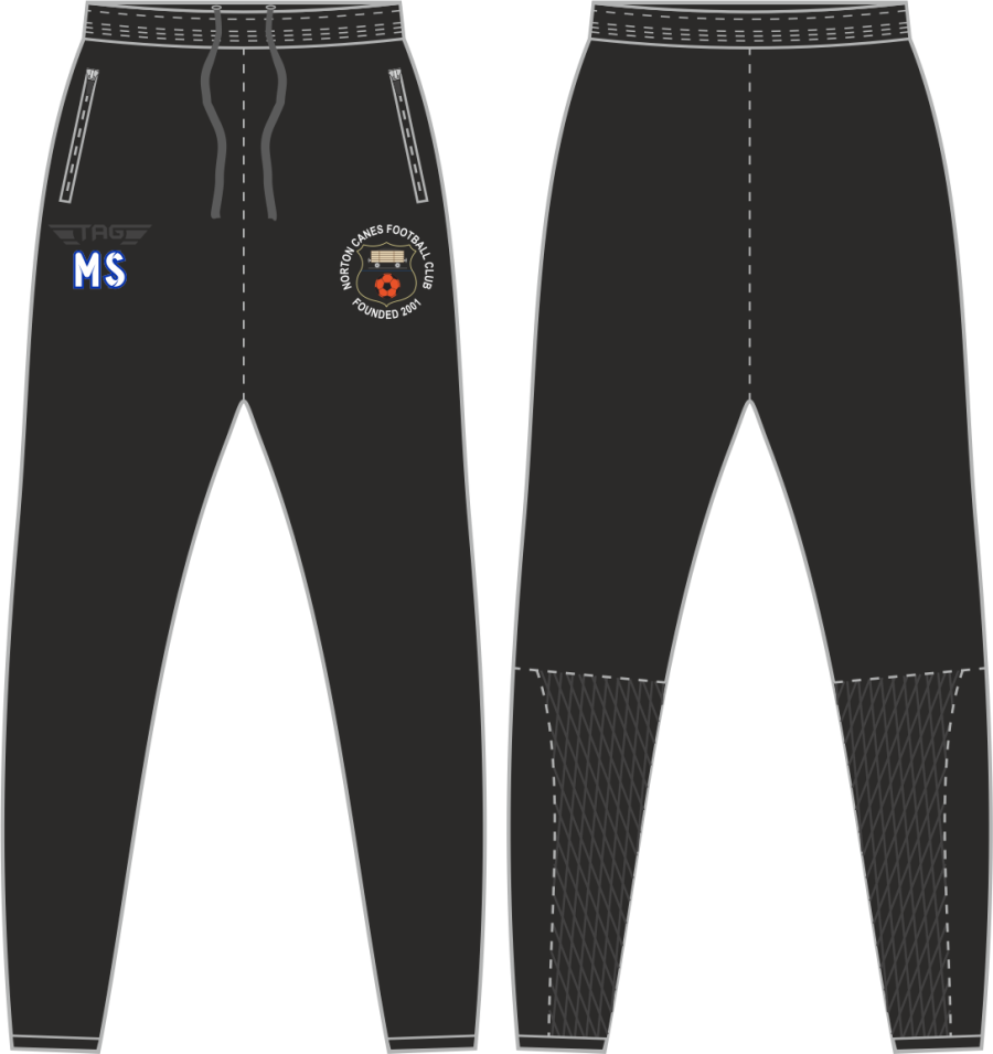 D2C. Norton Canes FC - Tech Trouser - Child