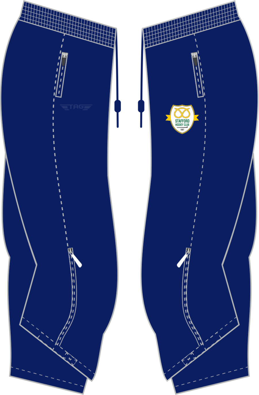 L4Y. Stafford Hockey Club - Track Trouser - Child