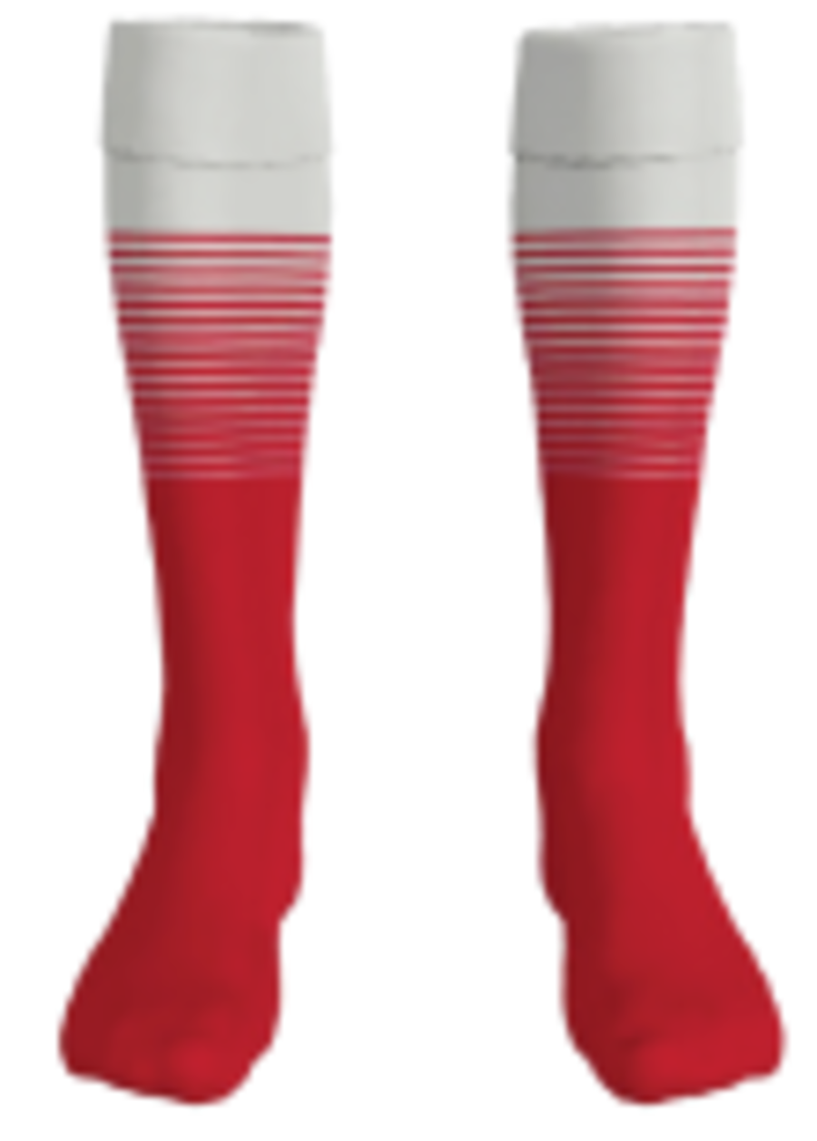 C2M. Buckley Town FC - Home Match Sock - Child