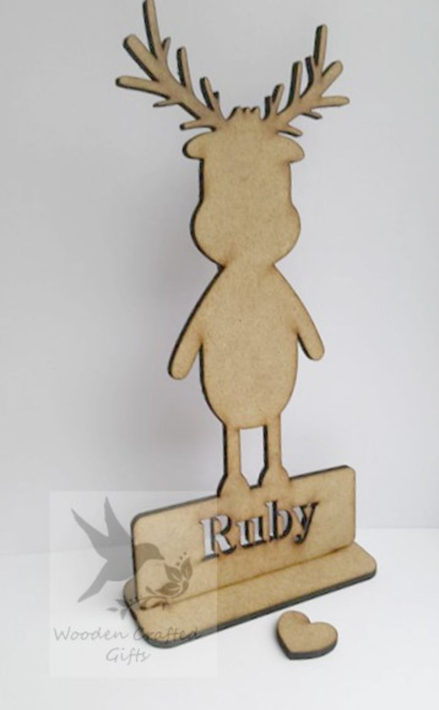 Freestanding Reindeer Single or Families