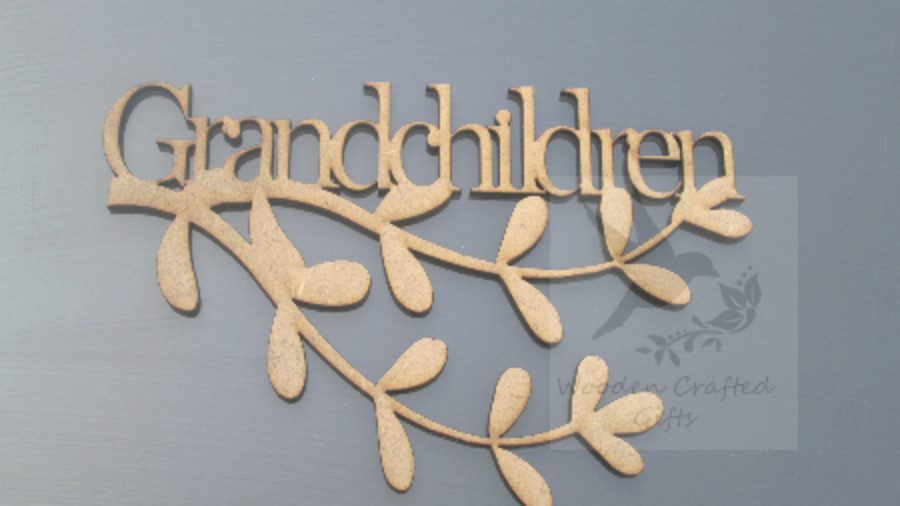 Grandchildren Branch Pack of 10