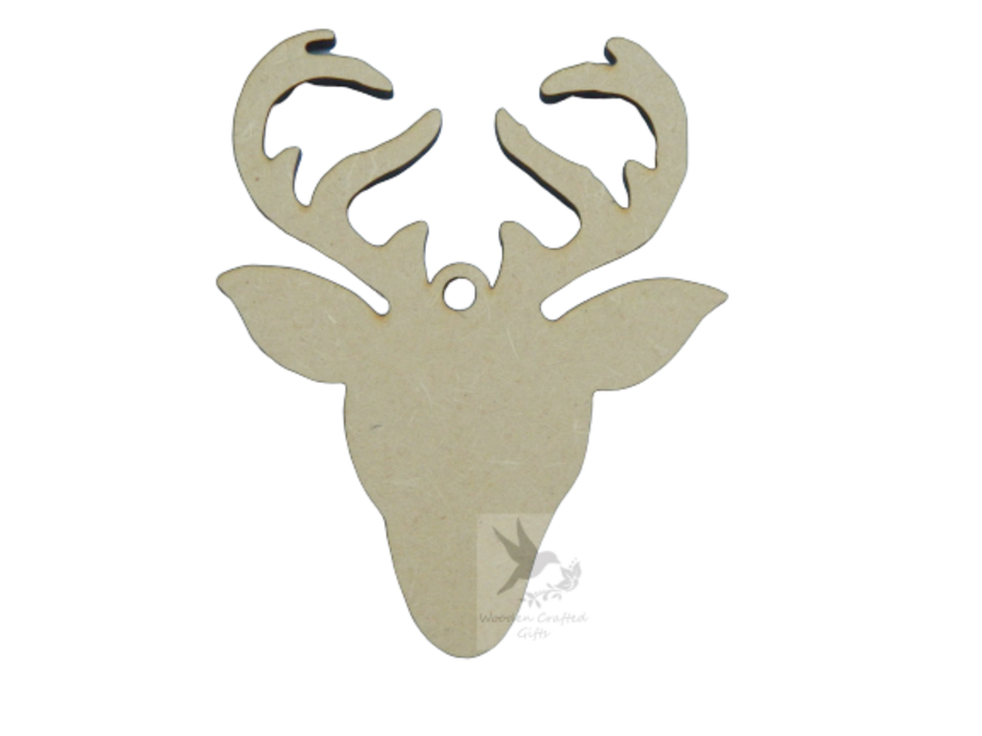 Hanging Stag Head