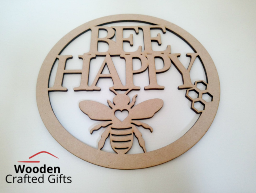 BEE HAPPY - Hoop 0 Please select the size you require for price