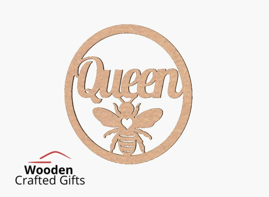 Queen Bee - Hoop - Please select size for correct price