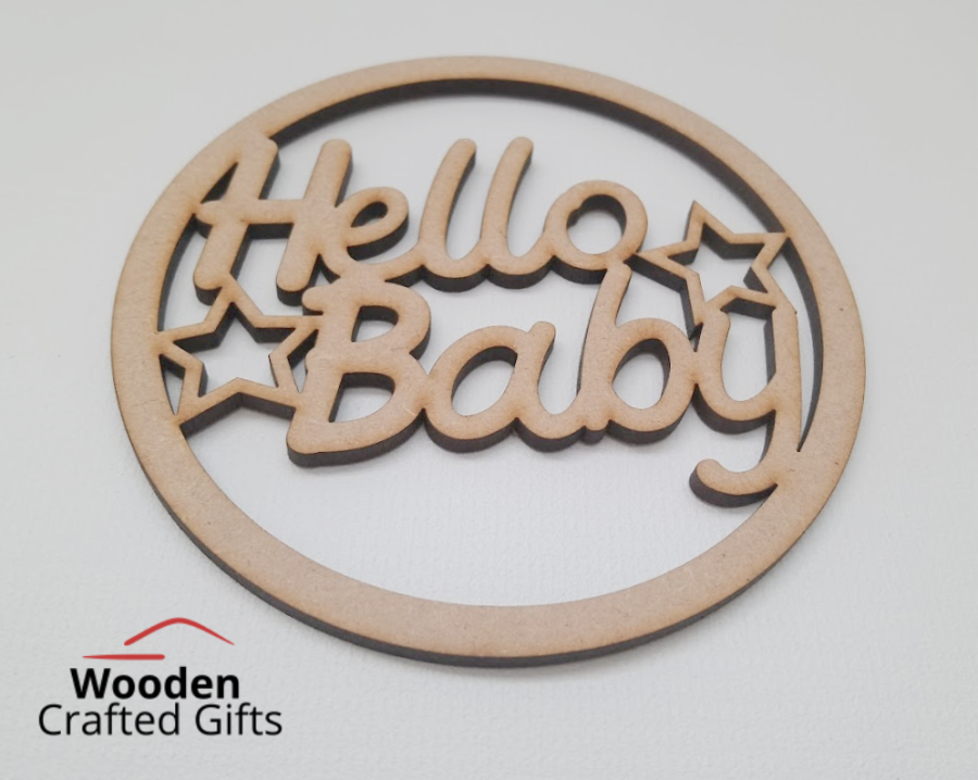 Hello Baby Hoop - Please select the size you require for price