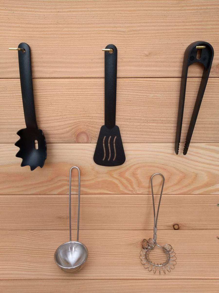 Set of 5 Utensils