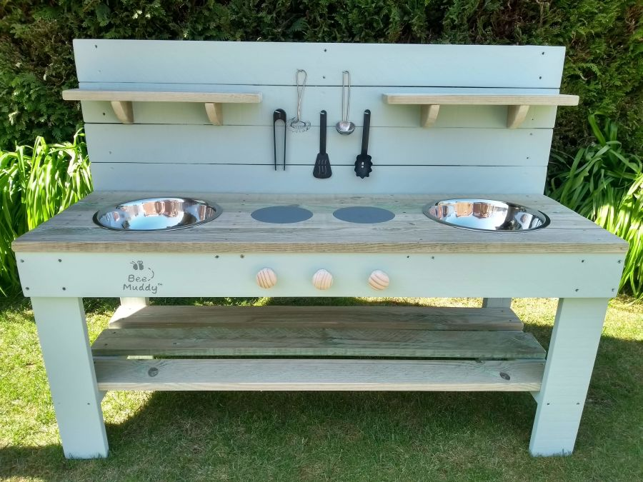 DragonFly Mud Kitchen in Painted Finish