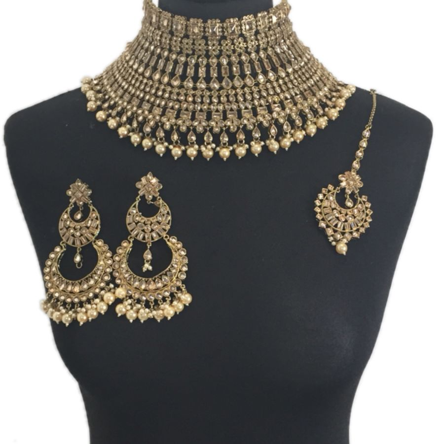 asiani bridal jewellery set BRD0353