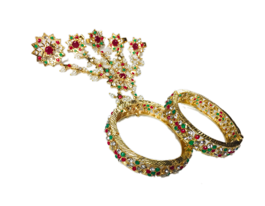 pakistani panjangla bangle BNG0335