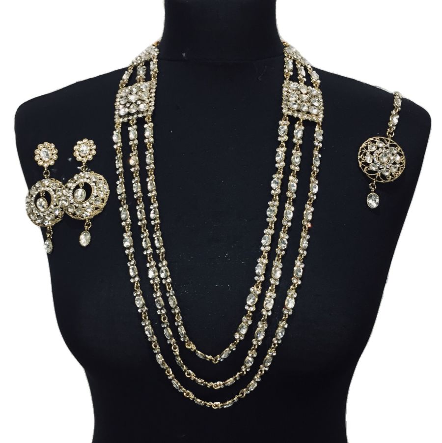 golden mala set NCK0444