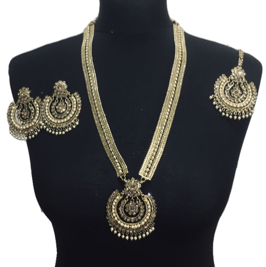 golden mala set NCK0453