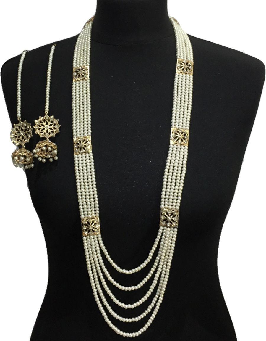 hyderabadi mala jewellery set NCK0635