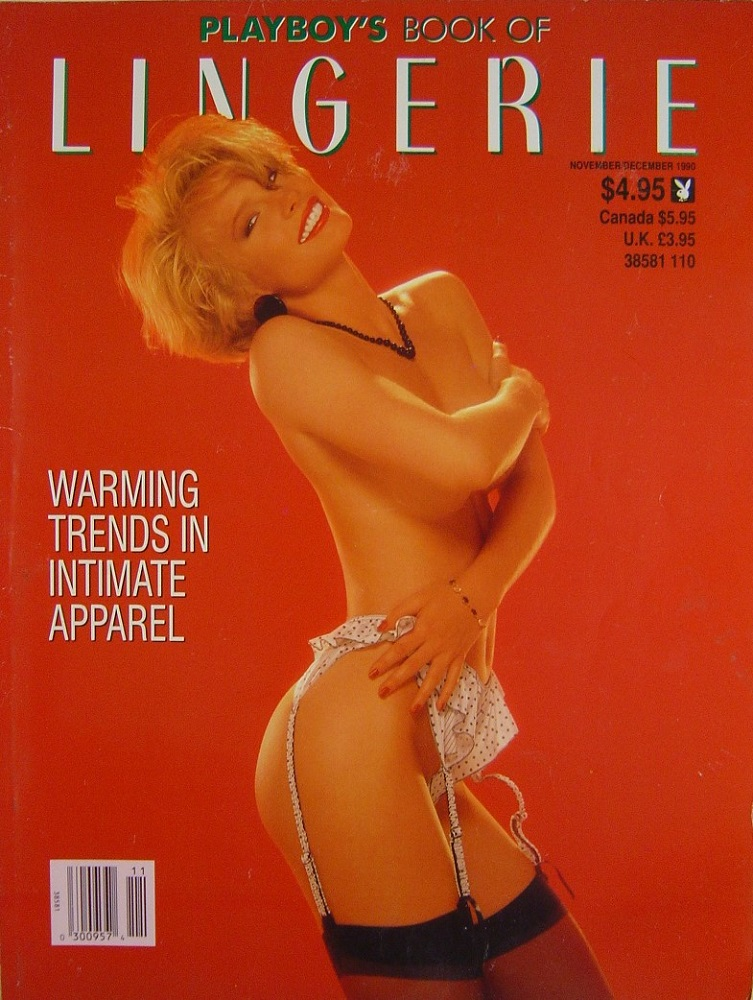 PLAYBOY`S LINGERIE. MEN`S MAGAZINE
