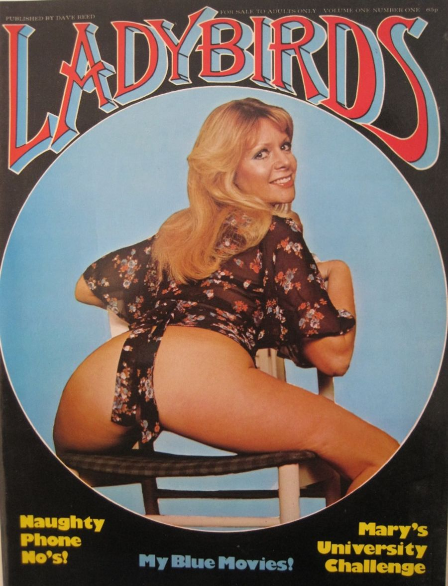 LADYBIRDS. VOL. 1 NO. 1.VINTAGE MEN'S MAGAZINE.