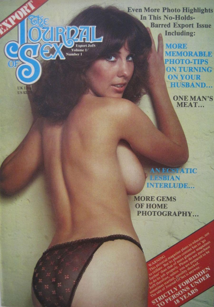 THE JOURNAL OF SEX EXPORT. VOL. 1 NO.1. VINTAGE MEN'S MAGAZINE.