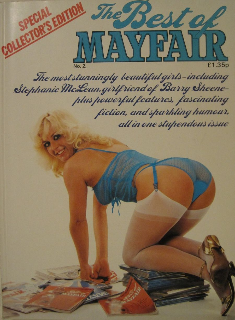 THE BEST OF MAYFAIR.  NO. 2.  MEN'S MAGAZINE.