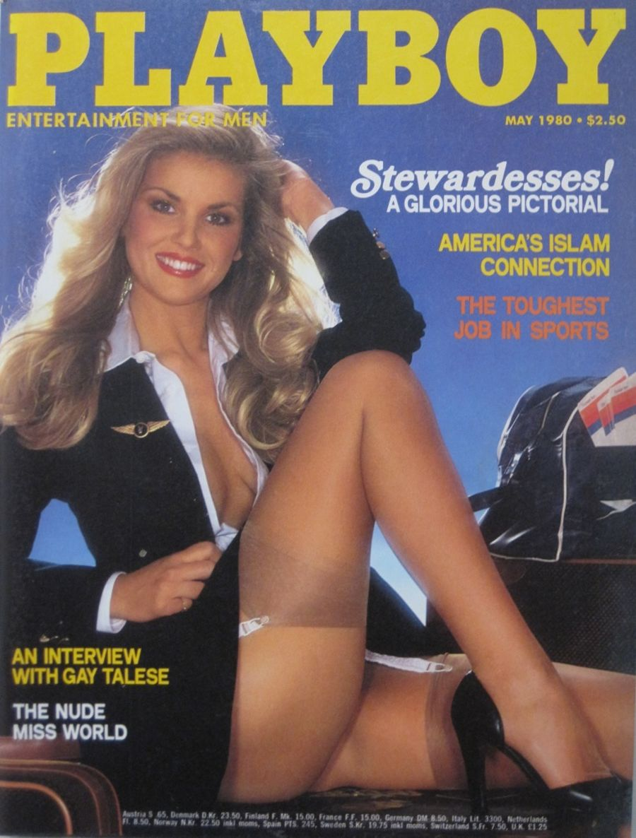 PLAYBOY. MAY 1980. VINTAGE MEN'S MAGAZINE.