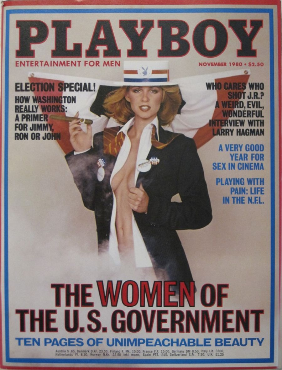PLAYBOY. NOV. 1980. VINTAGE MEN'S MAGAZINE.