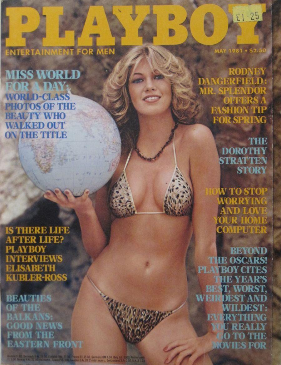 PLAYBOY. MAY 1981. VINTAGE MEN'S MAGAZINE.