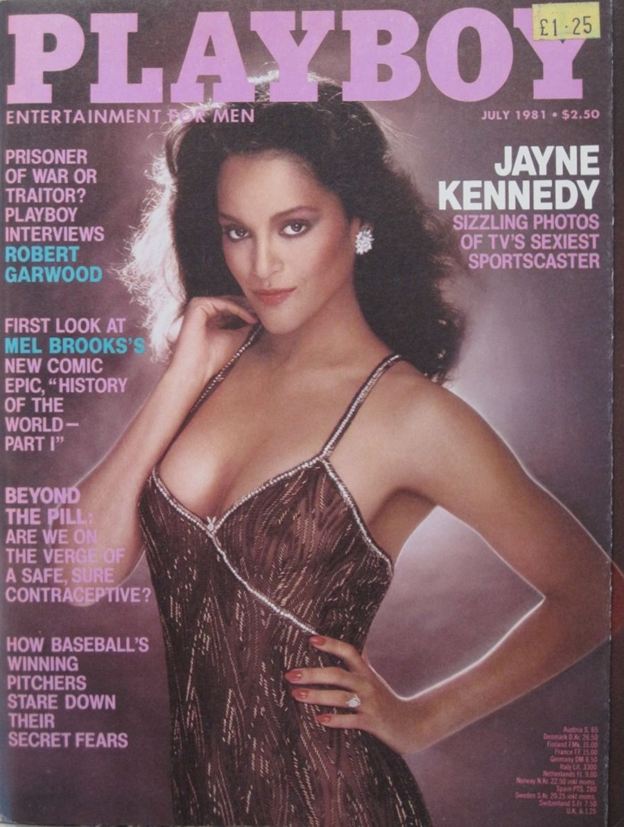 PLAYBOY. JUL. 1981. VINTAGE MEN'S MAGAZINE.