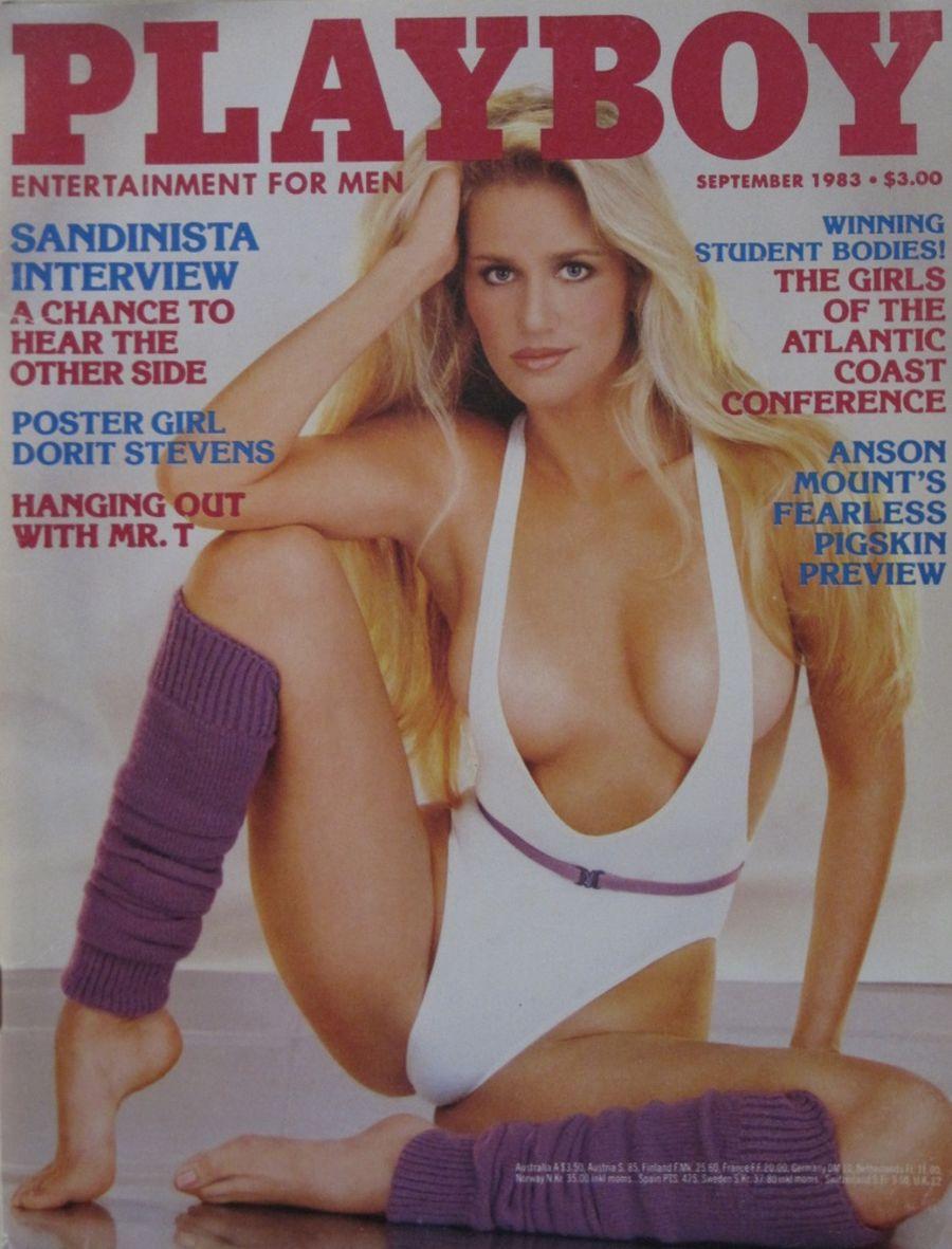 PLAYBOY. SEPT. 1983. VINTAGE MEN'S MAGAZINE.