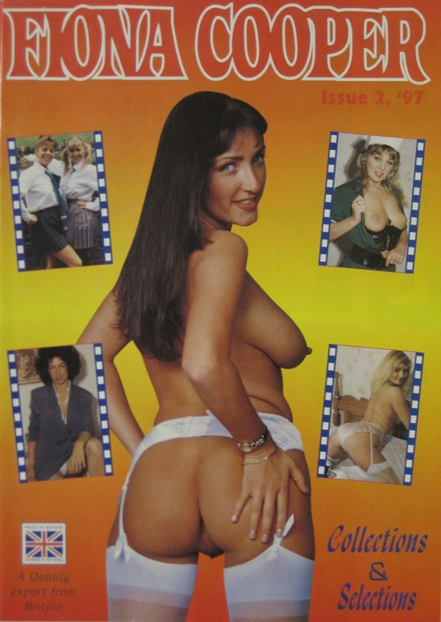 FIONA COOPER. 1997 NUMBER 2.  VINTAGE ADULT CATALOGUE..
