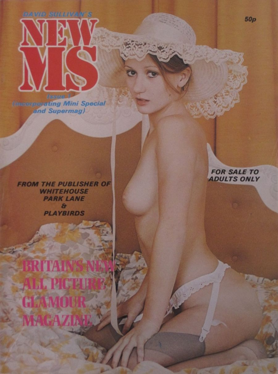 NEW MS. NO. 1. VINTAGE ADULT MAGAZINE.