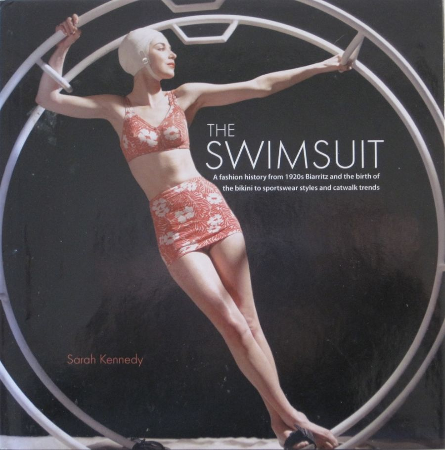 THE SWIMSUIT. BY SARAH KENNEDY. HARDBACK BOOK.
