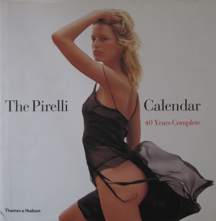 THE PIRELLI CALENDAR 40 YEARS COMPLETE. HARDBACK BOOK.