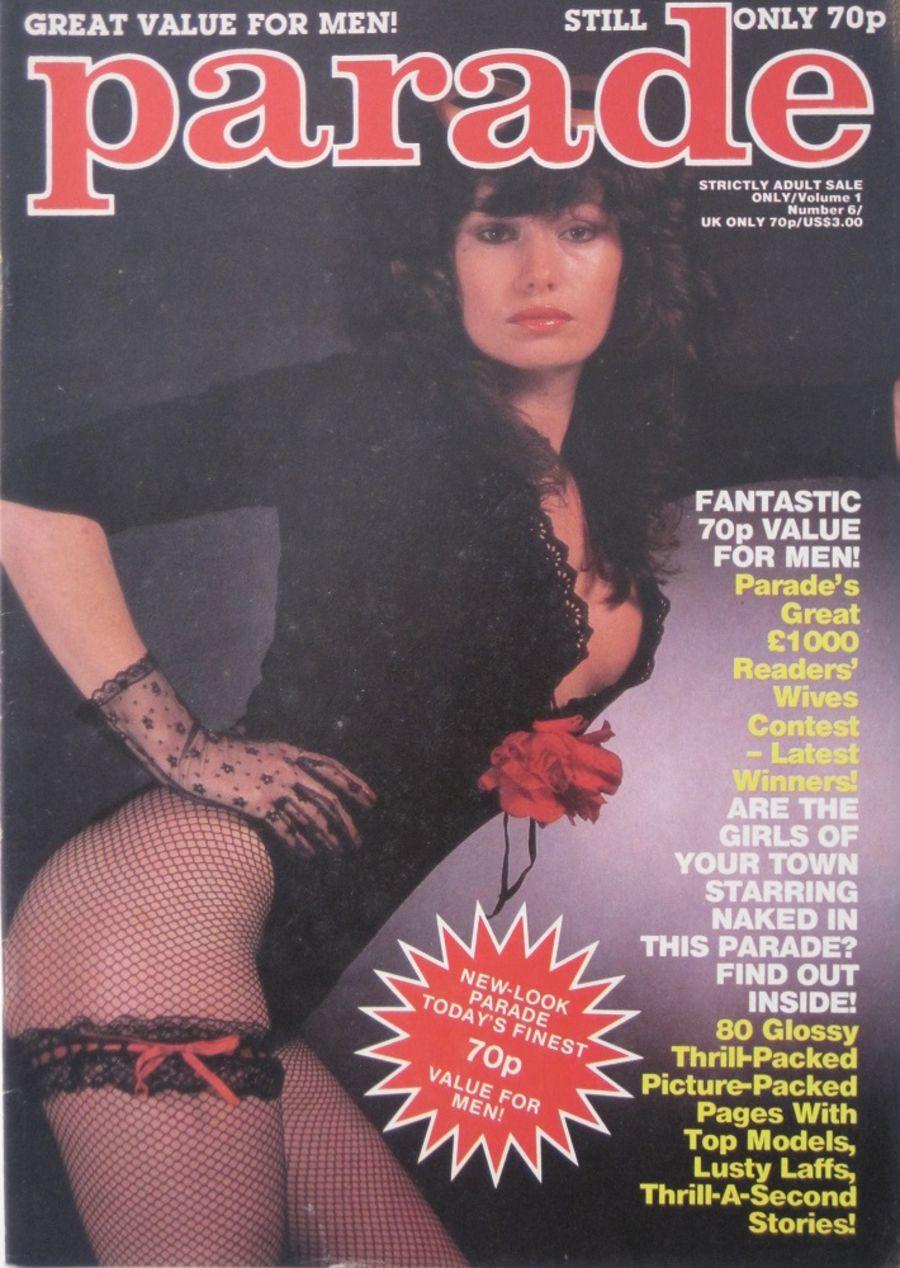 PARADE. VOL. 1  NO. 6. 1983 VINTAGE ADULT MAGAZINE.