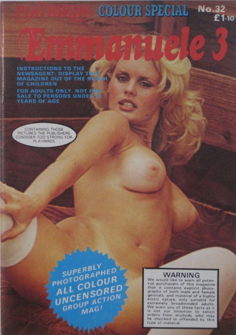 PLAYBIRDS COLOUR SPECIAL.  NO. 32.  Vintage Adult Pocket Magazine.