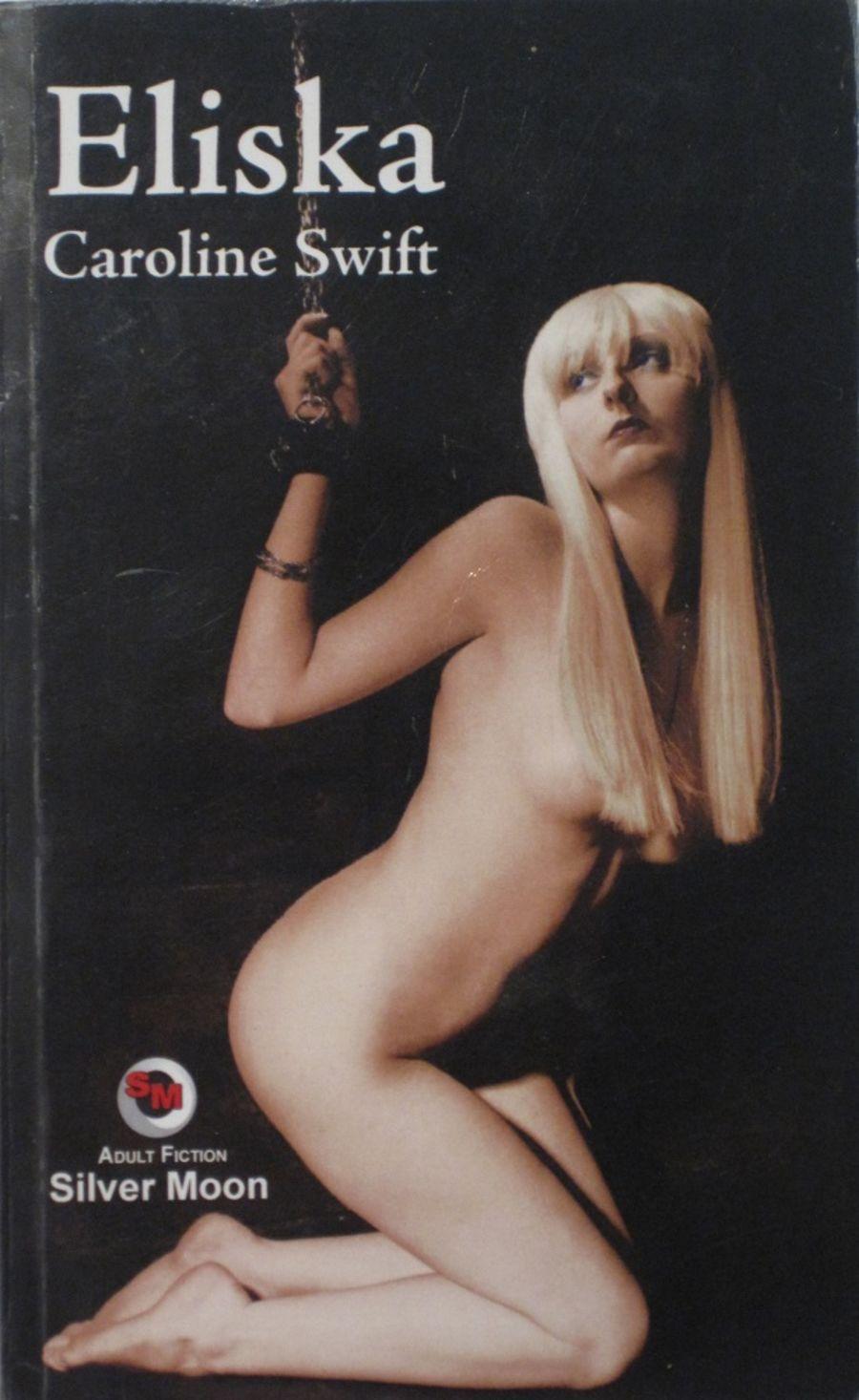 ELISKA.  2009 EROTIC FICTION PAPERBACK BOOK.