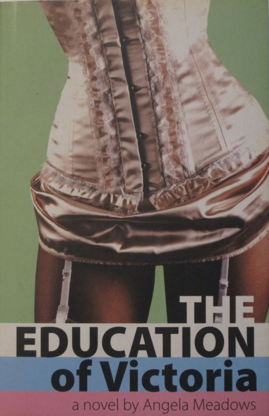 THE EDUCATION OF VICTORIA.  2009 EROTIC FICTION PAPERBACK BOOK.