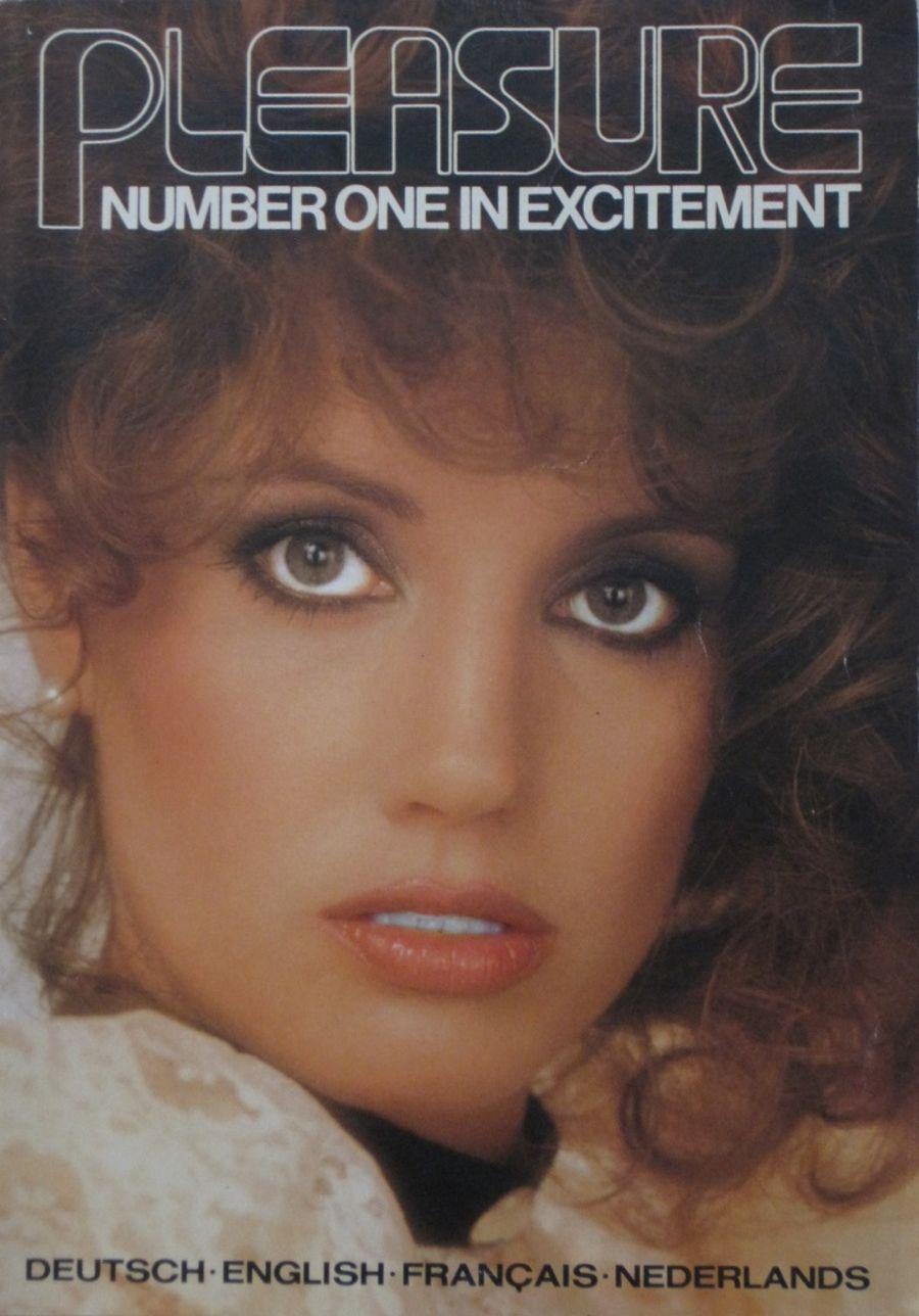 PLEASURE. NO. 46.  1980'S VINTAGE ADULT MAGAZINE.